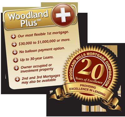 Woodland Plus Loan Badge